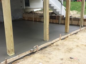 Concrete Services in NH