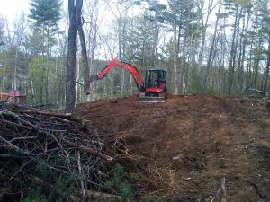 Excavation Services in New Hampshire