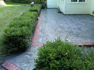 Stamped Concrete Brookline NH