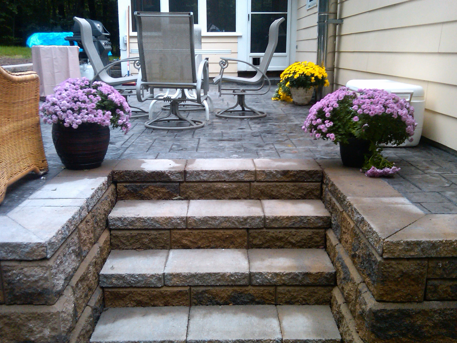 Hardscaping Services Installation