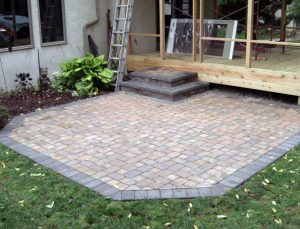 Paver Patio Installation Keene Nh Brick Contractor
