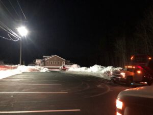 Snow Removal Milford New Hampshire