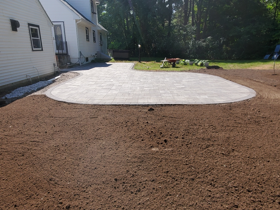 Paver Patio Installation & Design